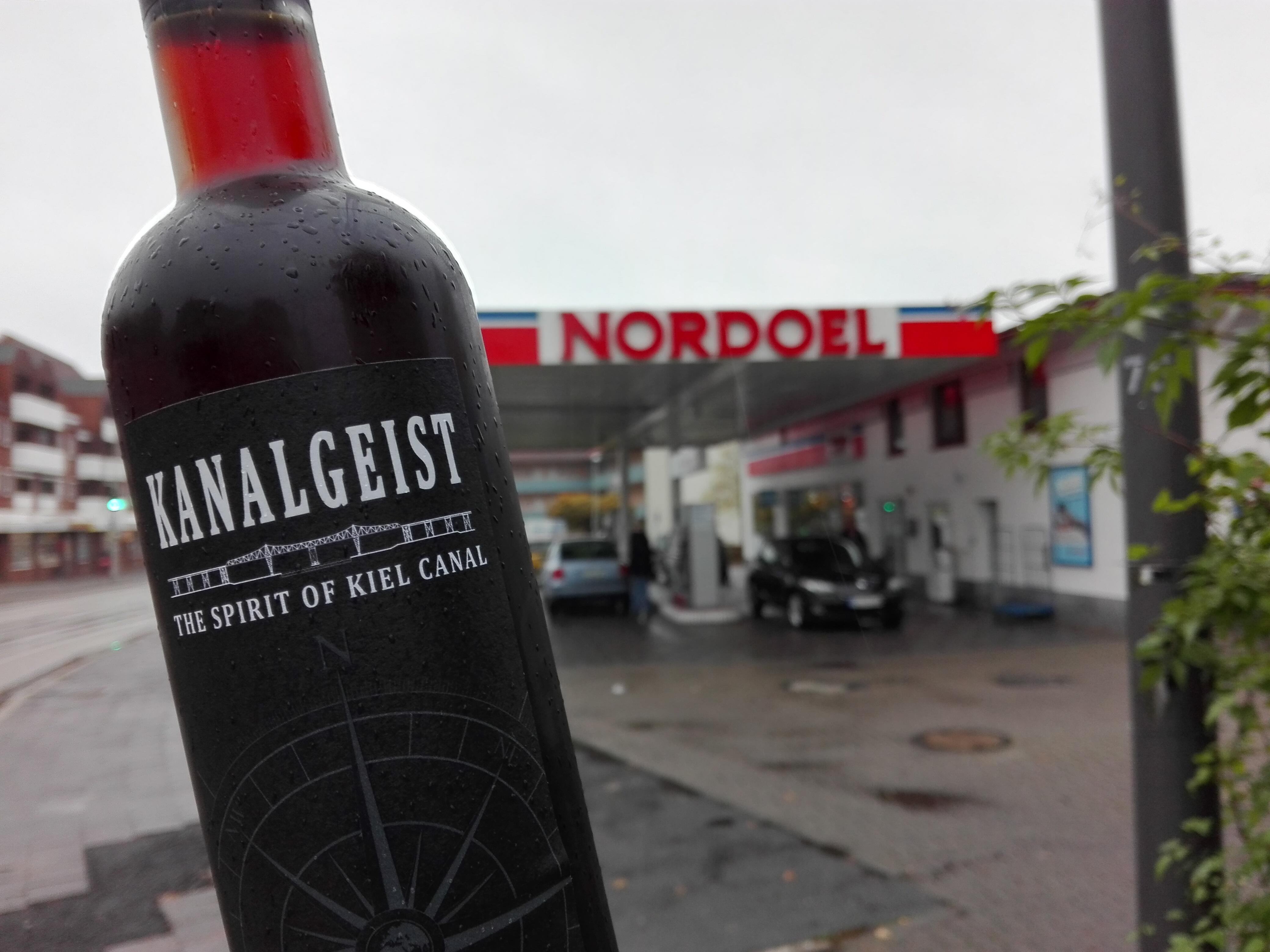 KANALGEIST jetzt von 5-22 Uhr in Holtenau verfügbar...